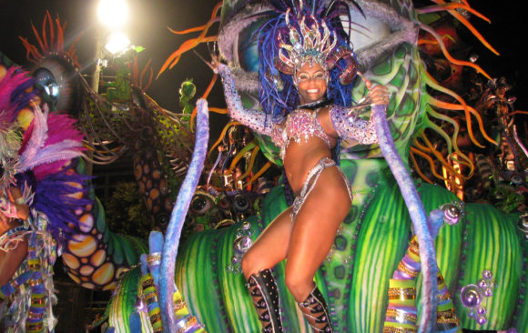One Up Entertainment Inc. | Samba Dancers