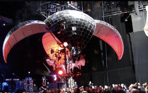 World's Largest Disco Ball